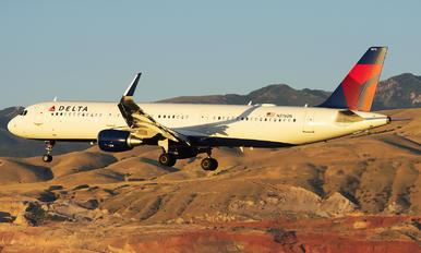 N376DN - Delta Air Lines Airbus A321