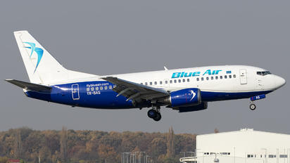 YR-BAG - Blue Air Boeing 737-500