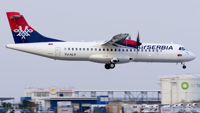 YU-ALV - Air Serbia ATR 72 (all models)