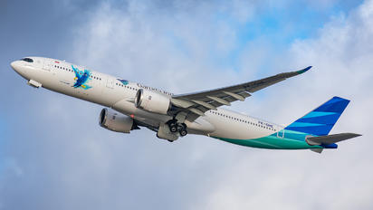 PK-GHE - Garuda Indonesia Airbus A330-900