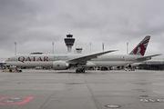 A7-BEW - Qatar Airways Boeing 777-300ER aircraft