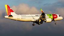 CS-TVG - TAP Portugal Airbus A320 NEO aircraft
