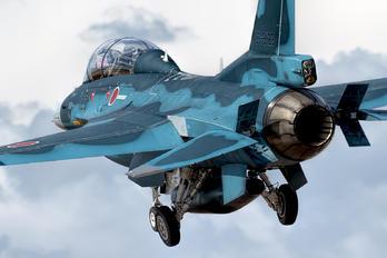 33-8123 - Japan - Air Self Defence Force Mitsubishi F-2 A/B