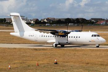 G-ISLH - Blue Islands ATR 42 (all models)