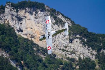 HB-RCH - PrivatAir Pilatus P-3