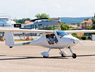 CS-UST - Private Pipistrel Virus SW