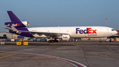 N529FE - FedEx Federal Express McDonnell Douglas MD-11F