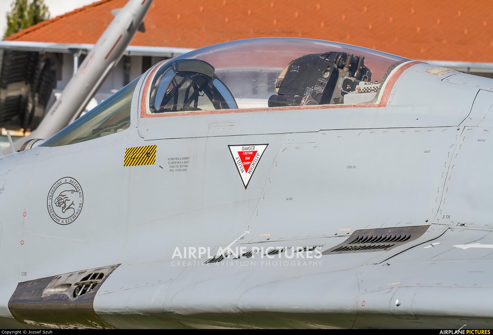 Hungary - Air Force 05 aircraft at Off Airport - Hungary