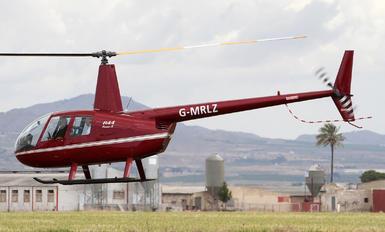 G-MRLZ - Private Robinson R-44 RAVEN II