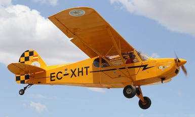 EC-XHT - Private Zlin Aviation Savage Cruiser