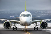 YL-CSN - Air Baltic Airbus A220-300 aircraft
