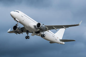 D-ALFU - DC Aviation Airbus A320 NEO