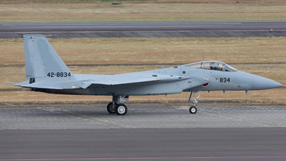 42-8834 - Japan - Air Self Defence Force Mitsubishi F-15J