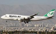 EP-MNB - Mahan Air Boeing 747-400 aircraft
