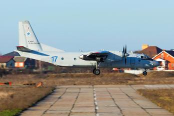 17 - Russia - Navy Antonov An-26 (all models)