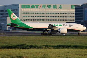 B-16786 - EVA Air Cargo Boeing 777F