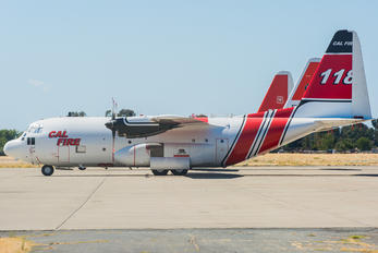 87-0157 - California - Dept. of Forestry & Fire Protection Lockheed HC-130H Hercules