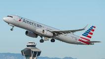N119NN - American Airlines Airbus A321 aircraft