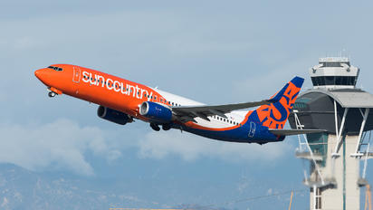 N830SY - Sun Country Airlines Boeing 737-800