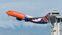 N830SY - Sun Country Airlines Boeing 737-800 aircraft
