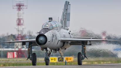 166 - Croatia - Air Force Mikoyan-Gurevich MiG-21UMD