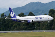 New Boeing 737-800 for Wingo title=