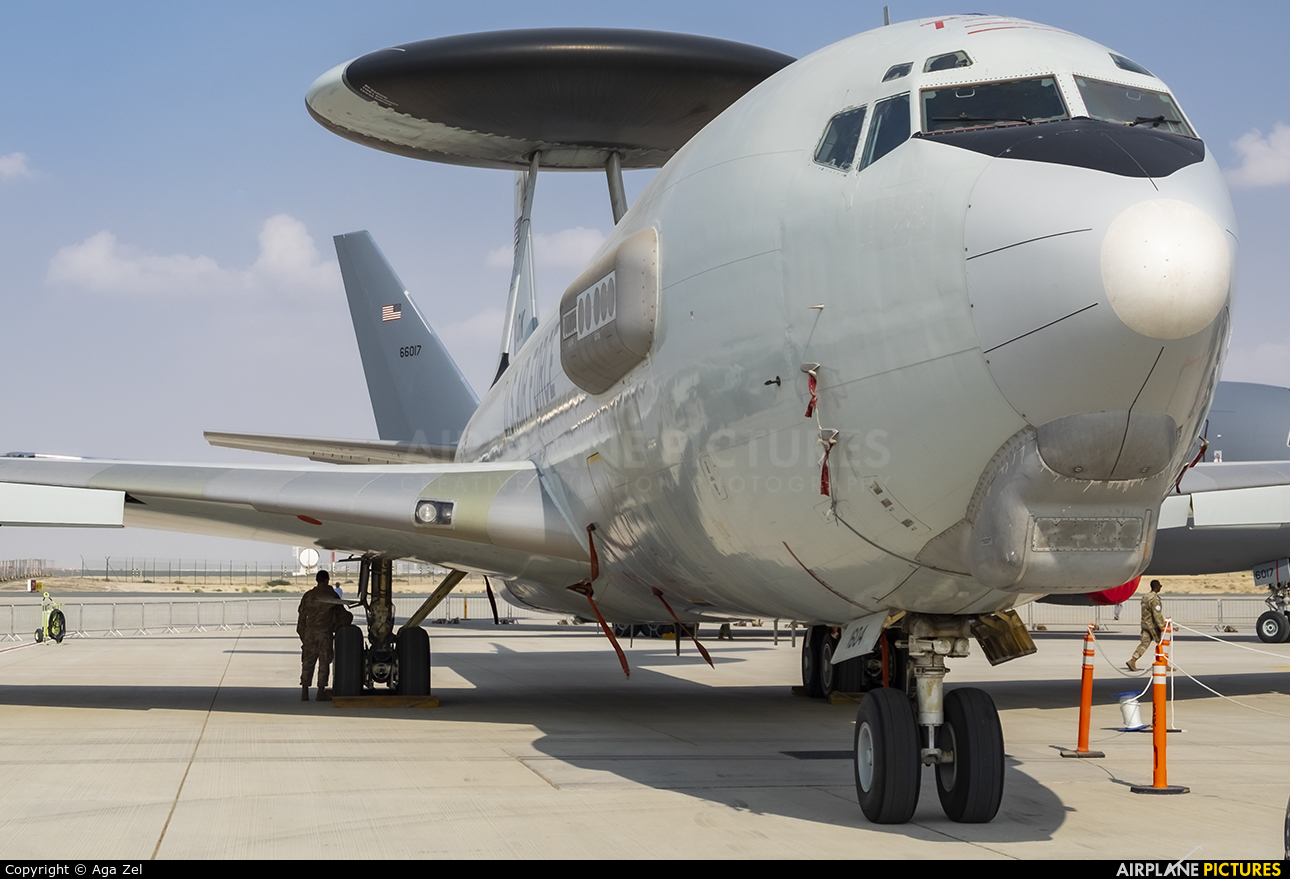 USA - Air Force 76-1604 aircraft at Jebel Ali Al Maktoum Intl