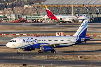 M-IBAL - IndiGo Airbus A320
