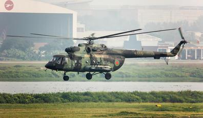 7668 - Bangladesh - Air Force Mil Mi-171Sh S3-BRB