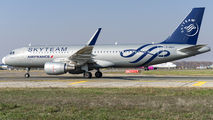 F-HEPI - Air France Airbus A320 aircraft
