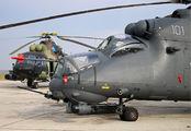 35101 - Serbia - Air Force Mil Mi-35M aircraft