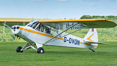 G-OVON - Private Piper L-18 Super Cub