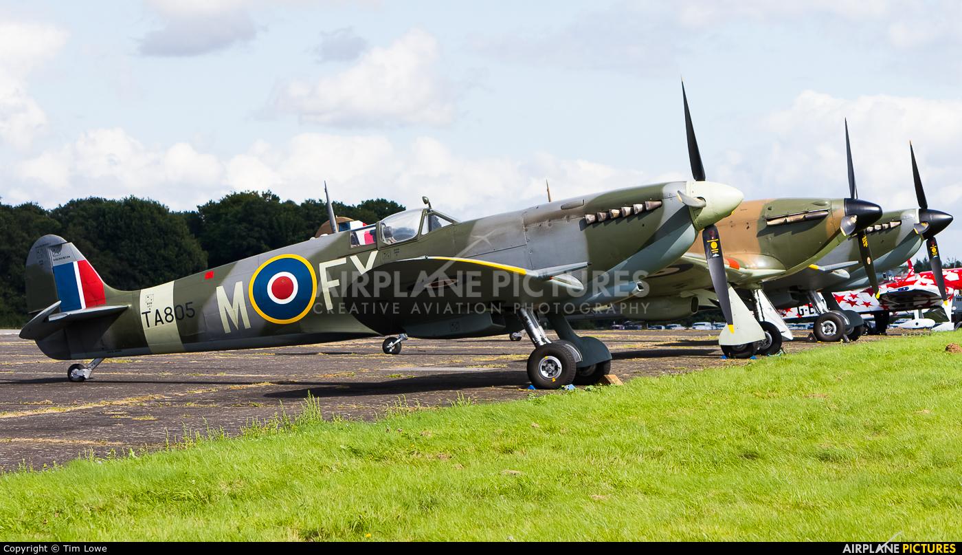 Private G-PMNF aircraft at Biggin Hill