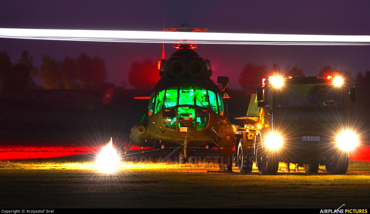 Poland - Army 649 aircraft at Nowy Targ Airport