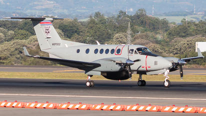 MSP002 - Costa Rica - Ministry of Public Security Beechcraft 350 Super King Air
