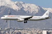 EP-ZGB - Zagros Air Airbus A321 aircraft