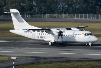 HK-5341-X - EasyFly ATR 42 (all models)