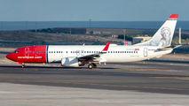 SE-RRU - Norwegian Air Sweden Boeing 737-800 aircraft