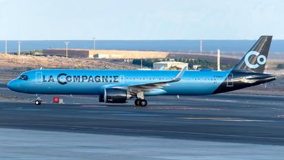 F-HNCO - La Compagnie Airbus A321 NEO