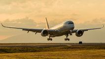 EC-NGT - Iberia Airbus A350-900 aircraft