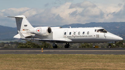 D-CFAF - Flight Ambulance Learjet 60