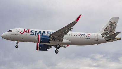 CC-AWL - JetSMART Airbus A320 NEO