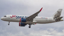 New Airbus A320neo for JetSMART title=