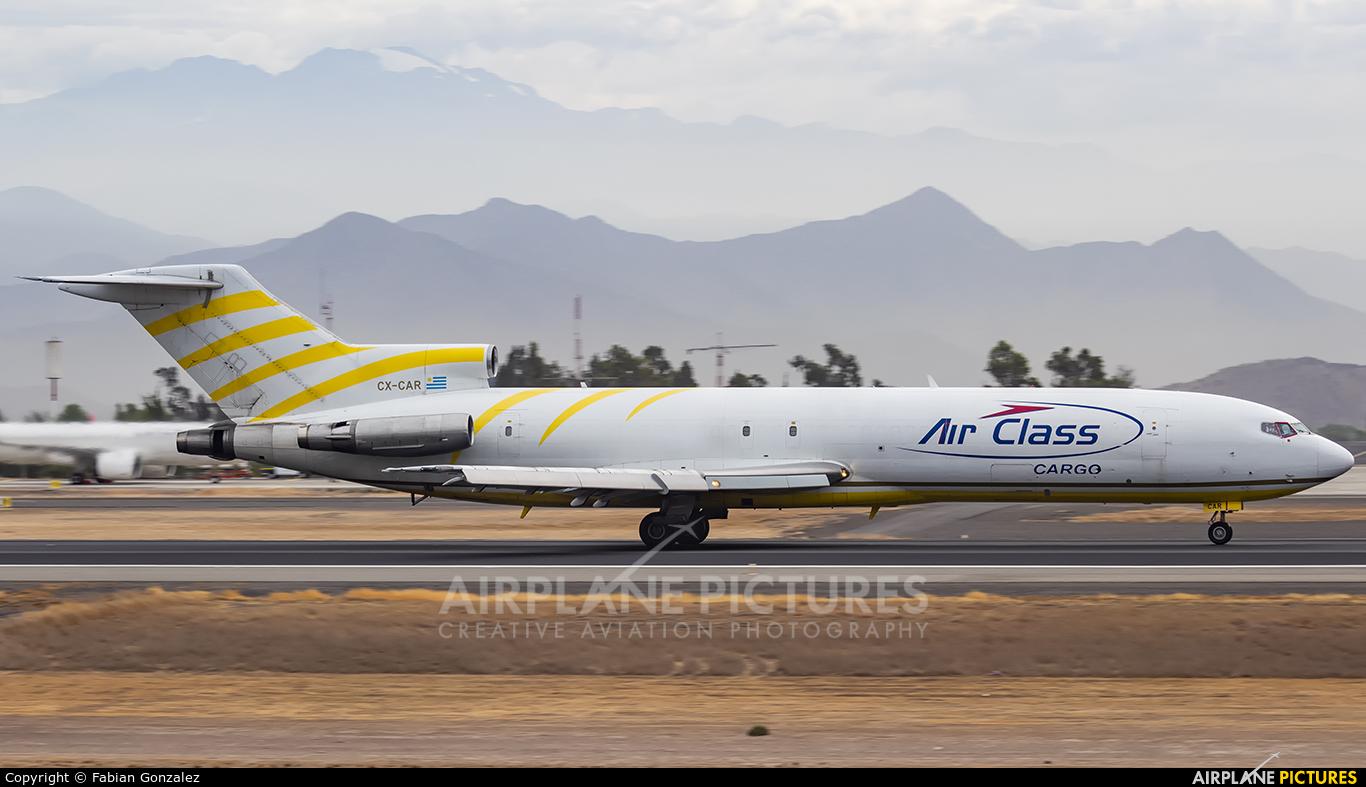 Air Class Cargo CX-CAR aircraft at Santiago de Chile - Arturo Merino Benítez Intl