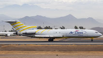 Rare visit of Boeing 727 to Santiago de Chile title=