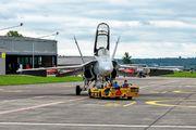J-5232 - Switzerland - Air Force McDonnell Douglas F/A-18D Hornet aircraft
