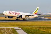 ET-ANO - Ethiopian Airlines Boeing 777-200LR aircraft