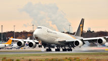 N611UP - UPS - United Parcel Service Boeing 747-8F aircraft