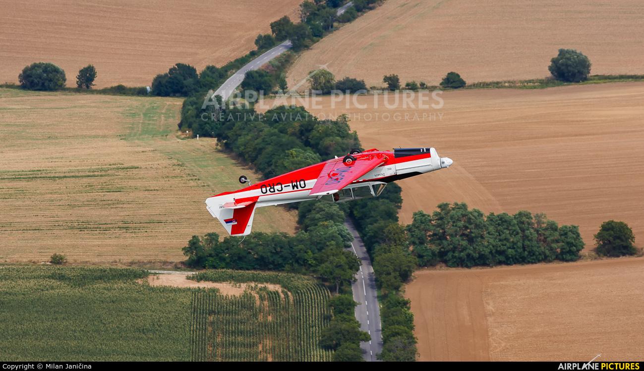 Slovensky Narodny Aeroklub OM-CRO aircraft at In Flight - Slovakia