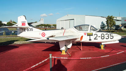63-9835 - Turkey - Air Force Cessna T-37C Tweety Bird